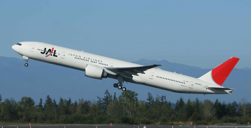 Japan Airlines adding in-flight WiFi to North America/Europe routes