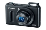 Canon unveils Powershot S100 and XS40 HS, higher-res, faster speeds