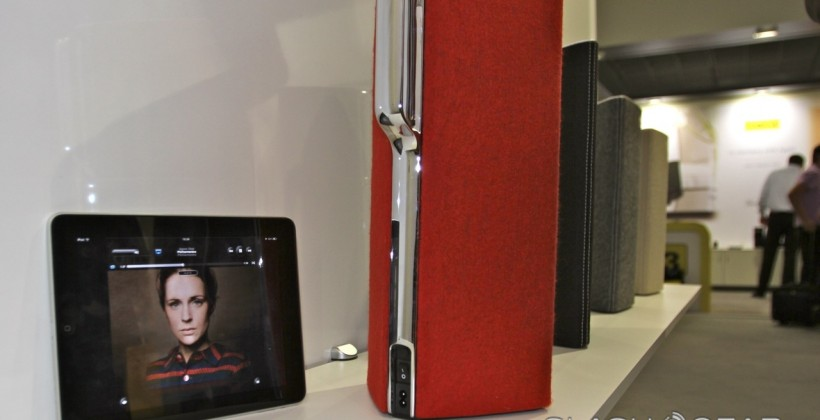 Libratone Lounge and Live AirPlay Speakers hands-on [Video]