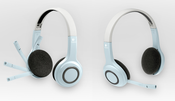 Logitech unveils Wireless Headset and Boombox for iPad