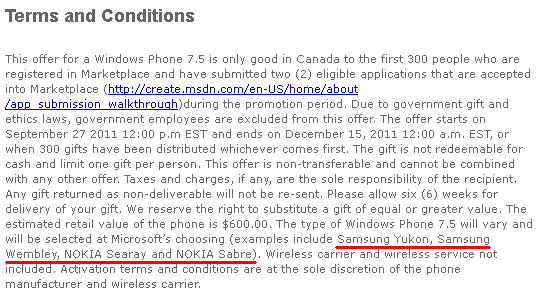 Nokia Sabre plus Samsung Yukon & Wembley WP7 phones leaked