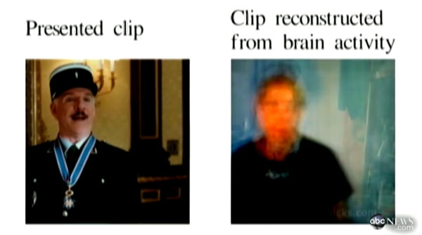 Scientists reconstruct YouTube videos from brain activity