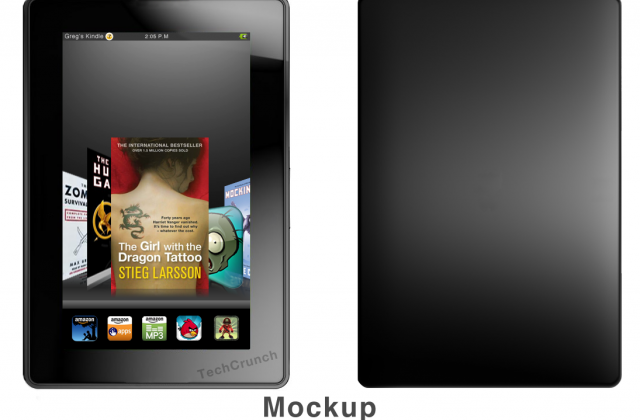 """Amazon to unveil """"Kindle Fire"""" tablet on Wednesday"""