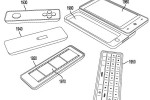 Microsoft patent app shows slider smartphone with removable accessories
