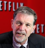 Netflix announces deal with DreamWorks for streaming content