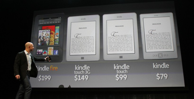 Amazon Kindle 2011 Wrap-Up
