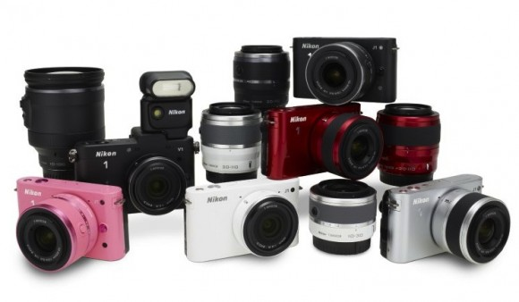 Nikon 1 J1 now available for pre-orders at Target
