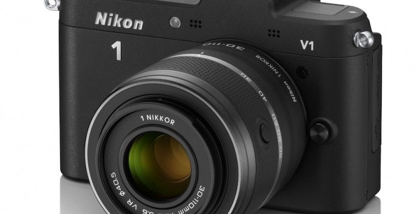 Nikon J1 and V1 1 Series interchangeable lens cameras debut