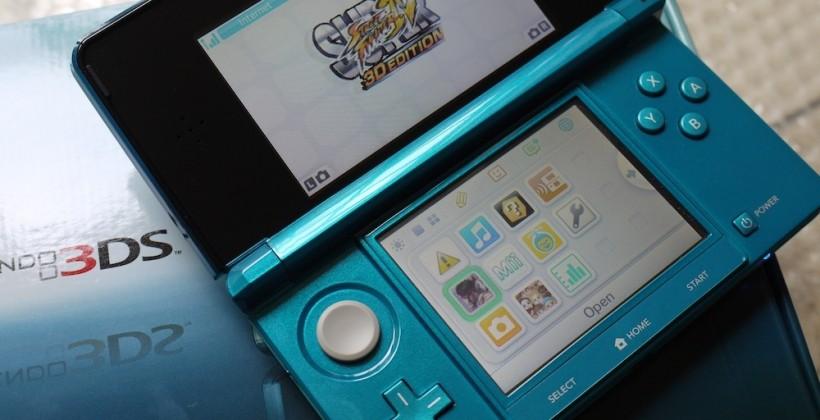 Nintendo 3DS sales up 260% in US post price slash