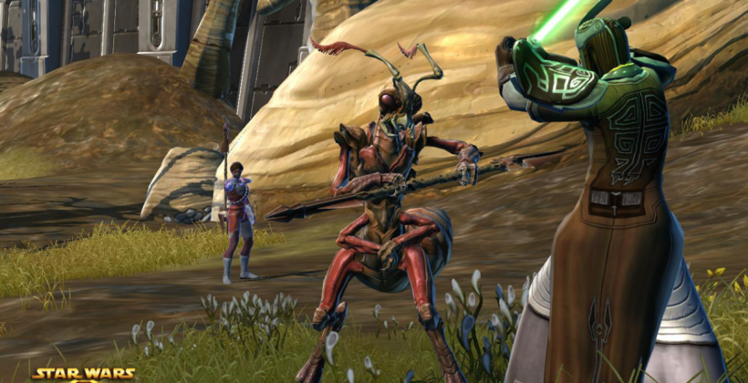 Star Wars Old Republic global support base opened in Ireland