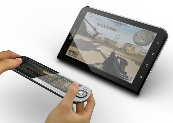 GameStop testing gaming tablet ahead of 2012 launch