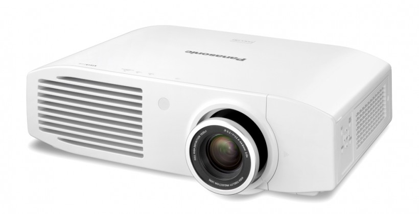 Panasonic PT-AR100U projector boasts intelligent Full HD