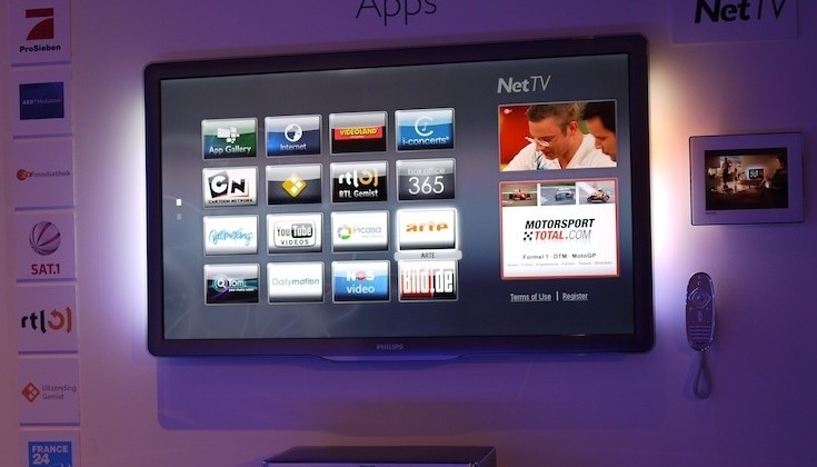 LG, Philips and Sharp form Smart TV open-app alliance
