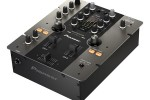 Pioneer DJM-250 DJ mixer is aimed at beginners