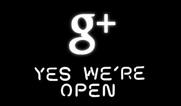 Google+ Invites Nixed, now open to all