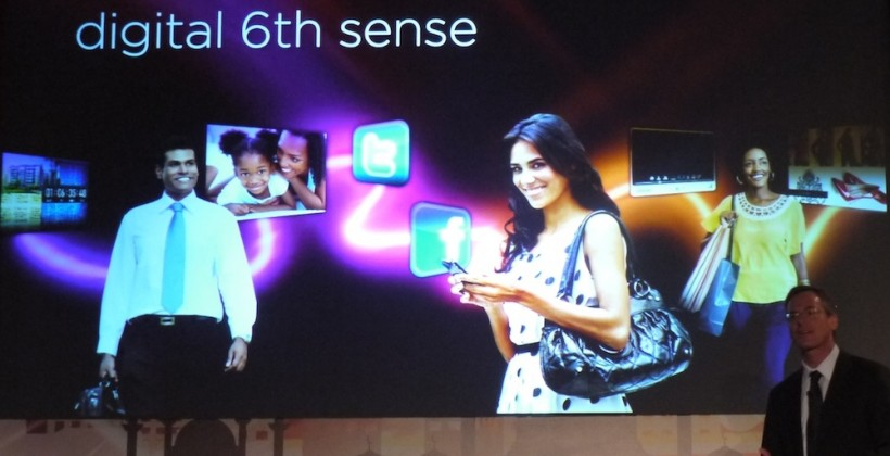 Qualcomm demos Digital 6th Sense [Video]