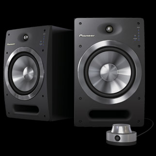 Pioneer unveils S-DJ05 Active Reference Speakers