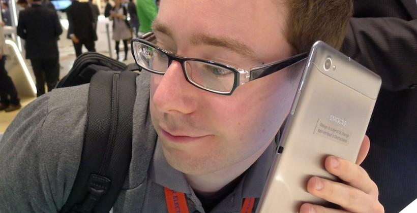 Will carriers kill the Galaxy Tab 7.7?