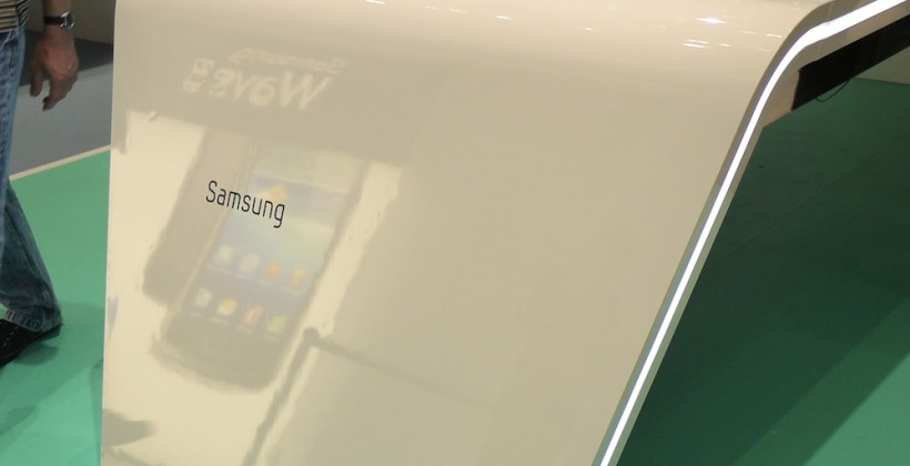 Samsung yanks Galaxy Tab 7.7 at IFA in latest legal spat