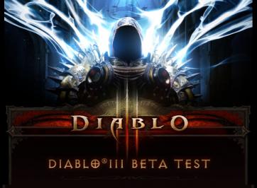 Diablo III closed beta testing goes live