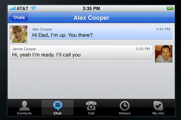 iPhone Skype vulnerability allows address book content theft