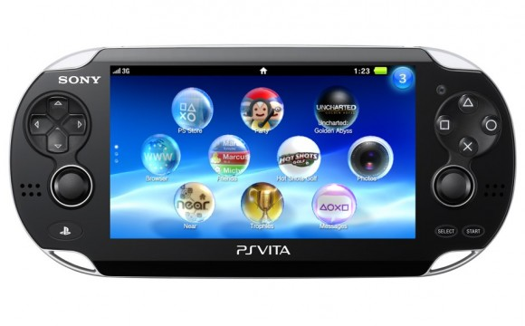 Sony PS Vita up for pre-orders on GameStop