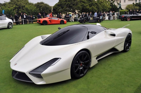 SSC Tuatara packs 1350hp and more awesome than you can measure