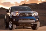 Toyota prices new 2012 Tacoma truck range