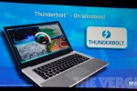 Intel teases Thunderbolt I/O port for Windows PCs