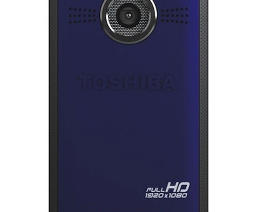 Toshiba outs Camileo camcorders including Clip, X200, and X400