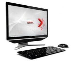 Toshiba unveils new AIO PC called Qosmio DX730