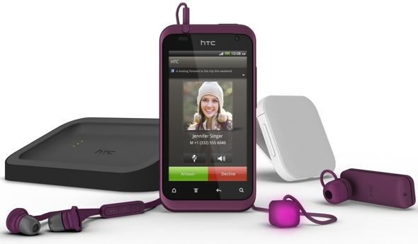 Verizon HTC Rhyme official