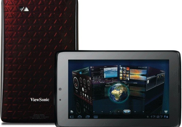 ViewSonic launches ViewPad 7x, 10pro, and 7e