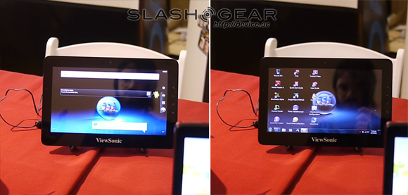 ViewSonic ViewPad 10pro Hands-on [Video] – Launch Time!