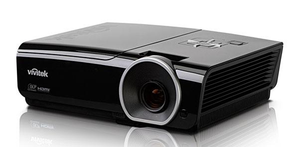 Vivitek H1086-3D projector does 1080p and 3D for under $2,000