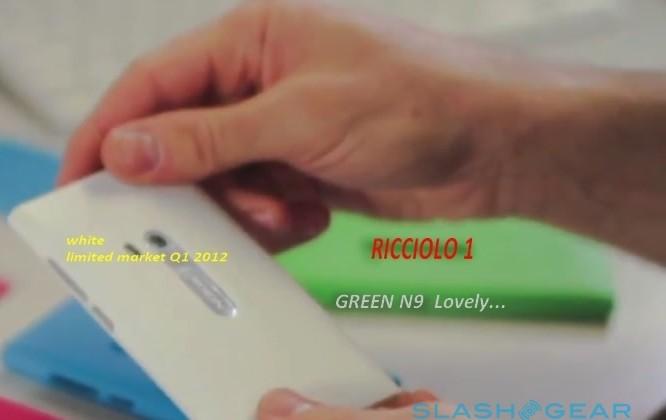 White Nokia N9 due Q1 2012?