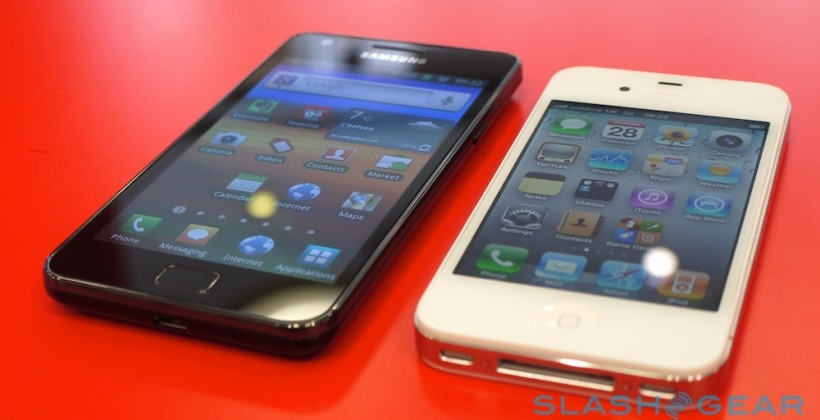 Samsung scheming iPhone 5 sales ban