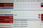 White iPhone 4S spotted in AT&T systems
