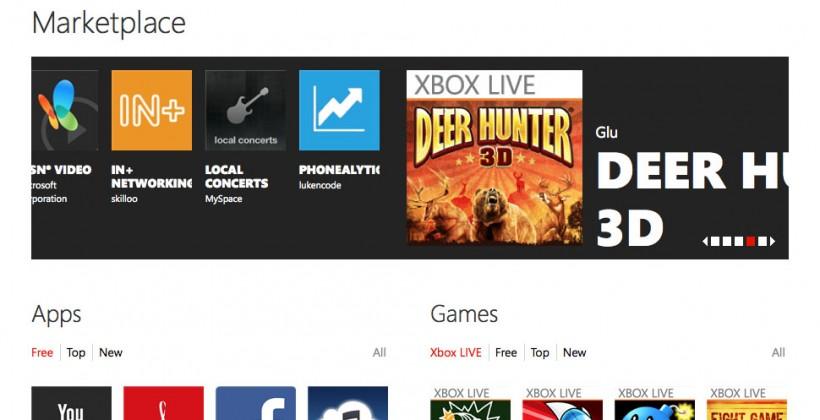 Microsoft launches new web-based Windows Phone Marketplace