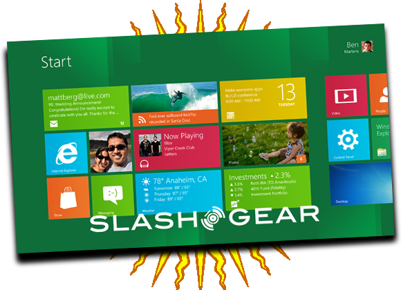 Windows 8, Microsoft's Great Touch-based Hope