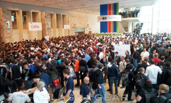 Google IO 2012 dates announced