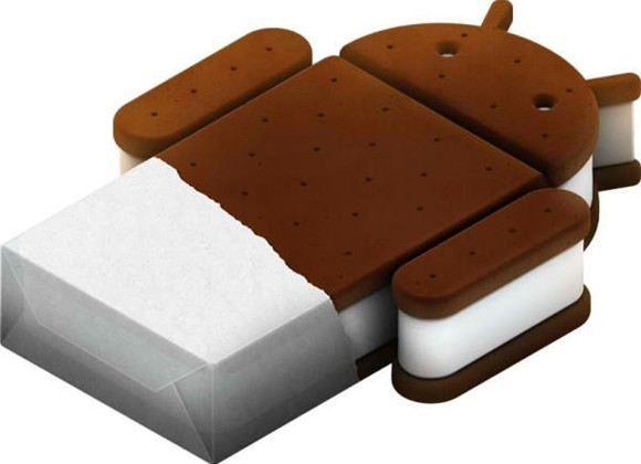 Android 4.0 Ice Cream Sandwich final build detailed