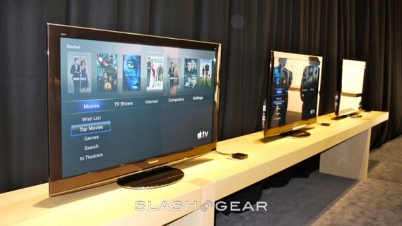 Apple HDTV project reportedly led by iTunes top dog
