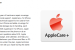 AppleCare+ debuts at just $99, now covers accidental damage
