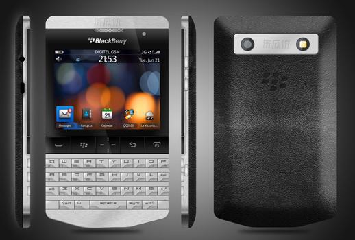 Porsche Design BlackBerry to debut October 27