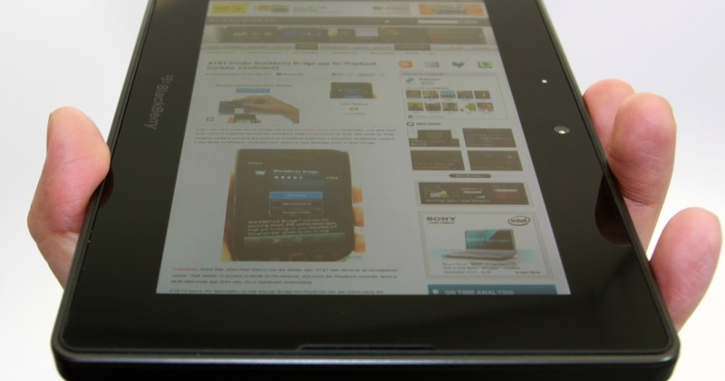 BlackBerry PlayBook OS 2.0 outed with Android app converter