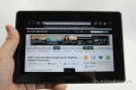 BlackBerry PlayBook OS update only adds new Adobe Flash Player