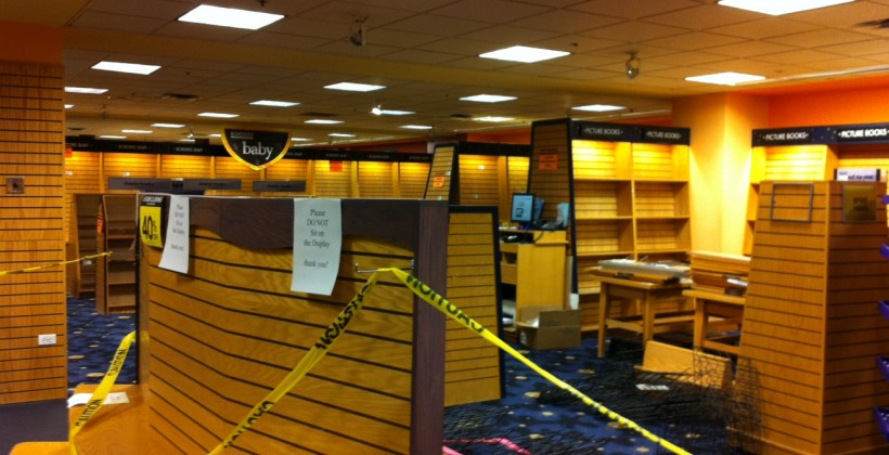 Borders customer data transfers to Barnes & Noble, privacy concerns arise