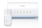 D-Link launches new 200Mbps PowerLine mini adapters