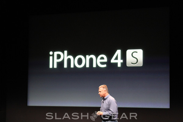 Apple iPhone 4S keynote video now available
